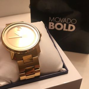 Large Movado BOLD Evolution Watch